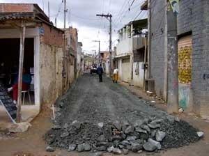 Slum Pantanal, passage of urbanization [Acervo Superintendência Gestão de Favelas – CDHU]