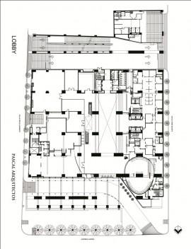 projetos 086.05 Profissional: Hotel Sheraton Centro