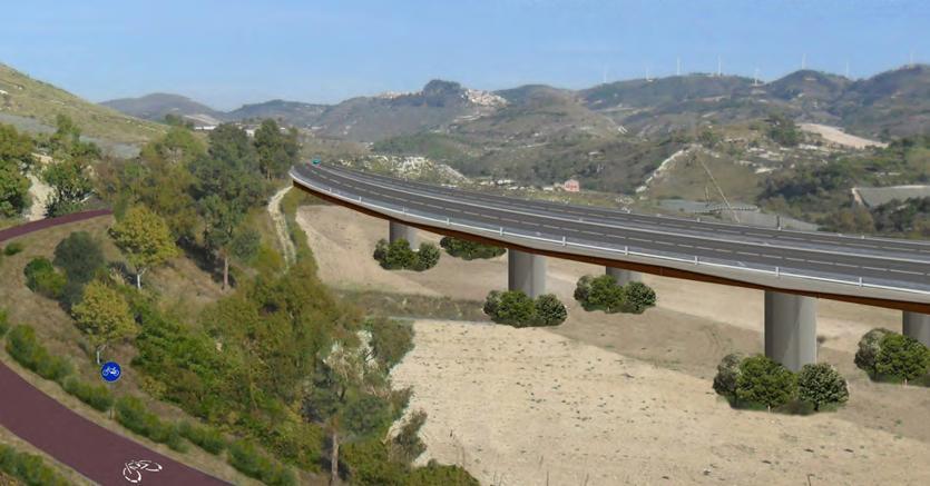 Realizzazione Autostrada Ragusa Catania - Ammodernamento a quattro corsie  della SS 514 di Chiaramontee della SS194 Ragusana dallo svincolo con la SS  115 allo svincolo con la SS 114.