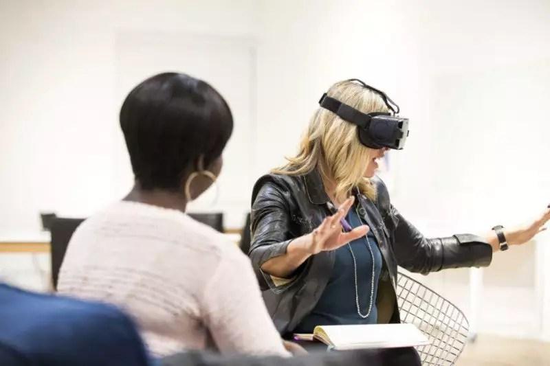 Realidade virtual no tratamento de ansiedade social