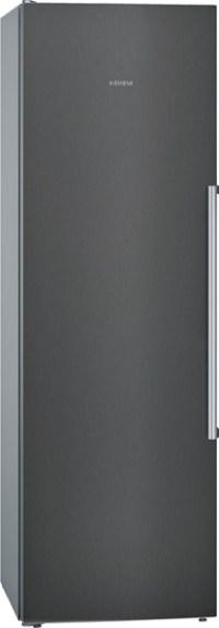 Siemens kyl KS36VAX3P Black steel - Noga Utvalt  Pressade ...