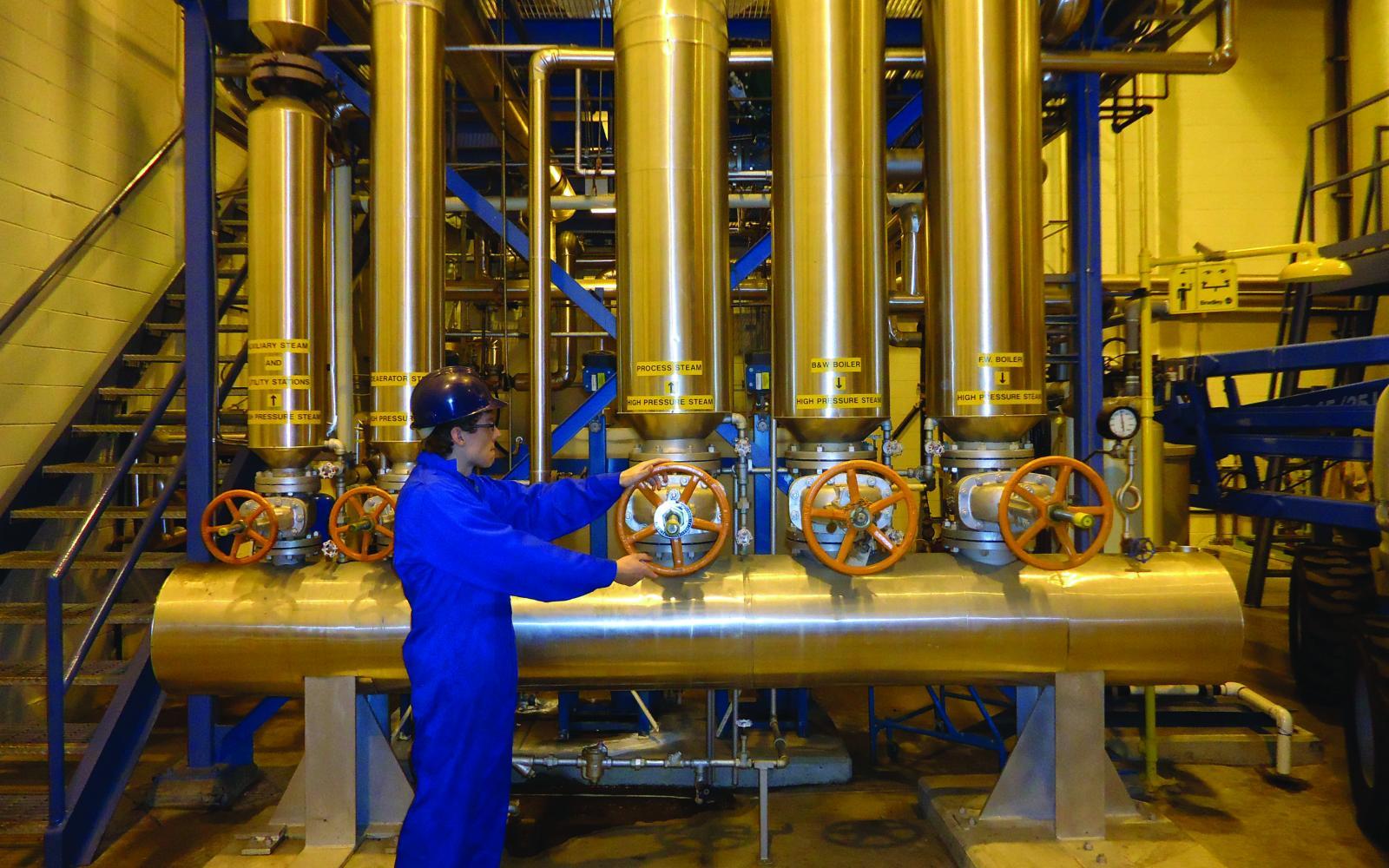 Power Engineering Process Operator - 4th Class Program