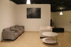 Social Talent Work Center també compta amb un espai on relaxar-se del treball // David Guerrero