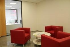 Les sales de reunions, trobades i intercanvis empresarials són un dels principals al·licients // David Guerrero