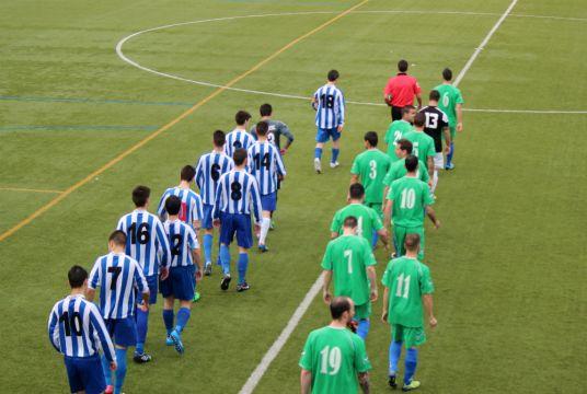 "Santfeliuenc ""B"" - At Incresa 2013-2014 // Jose Polo"