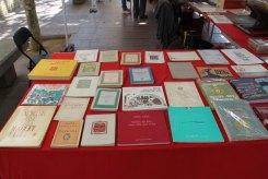 Llibres de Molins de Rei a la fira de col·leccionisme // Jordi Julià
