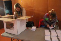 La mitjana de butlletes per mesa a l'IES Bernat El Ferrer era d'entre 250 i 350// Laura Herrero