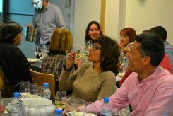 Els tastos de la Fira Gastronòmica omplen l'aforament // Elisenda Colell