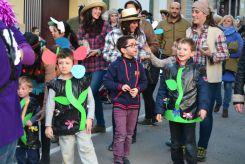 El de la Riera Bonet és l'únic carnaval de barri // Elisenda Colell