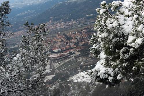 Part del Baix Llobregat des del Puigmadrona // Jose Polo