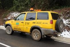 Vehicle de l'ADF Puigmadrona Olorda // Jose Polo