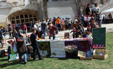 El grup de criança Vincles a Sant Jordi // Jose Polo