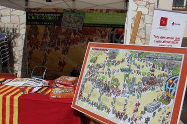 El Boticlosques del Botmol al Sant Jordi 2015 // Jose Polo