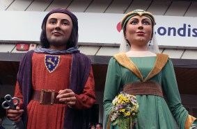Gegants Festa Major Molins de Rei 11