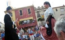 Gegants Festa Major Molins de Rei 28