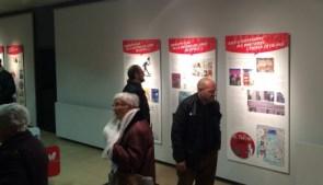 Exposició Vinyetes Molins de Rei