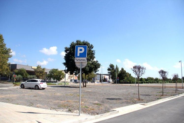 S'ha fet un nou aparcament // Jordi Julià