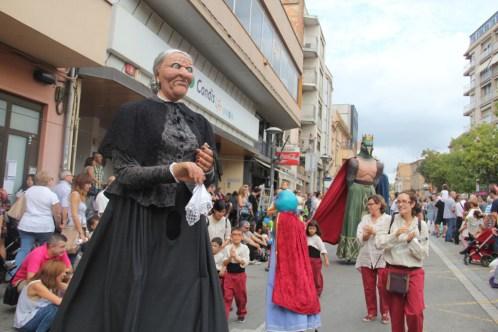 L'Àvia Orfila, el Galtetes i el Colom de Sant Adreu de Palomar // Jordi Julià