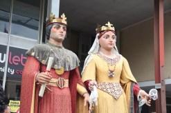 Pere II el Gran i Constança de Sicília, de St. Pere de les Puel·les (Barcelona) // Jordi Julià