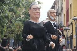 La Francesca i el Patilles de Sant Vicenç de Castellet // Jordi Julià