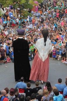Els Gegants Vells de Molins de Rei, Miquel i Montserrat // Jordi Julià