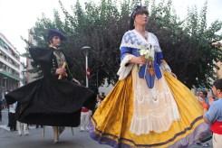 La nova roba del Bernat i la Candelera és més llampant i elegant, i vola molt més // Jordi Julià