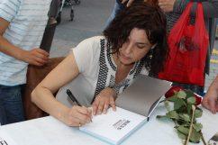 Marta Gelabert, autora de Molins de Rei desaparegut // Jose Polo