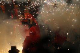 Correfoc Diables i Besties Viu Molins de Rei setembre 2017 (9)