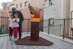 Inauguració de l'escultura de Joan Guitart dedicada a Lluís Companys // Jose Polo