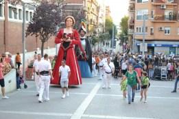 Els gegants de Lessines (Bèlgica) i Sangüesa (Navarra) // DGM
