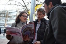Eva Granados, consultant l'Anuari 2018 del Viu Molins // David García Mateu