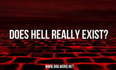 Does hell really exist