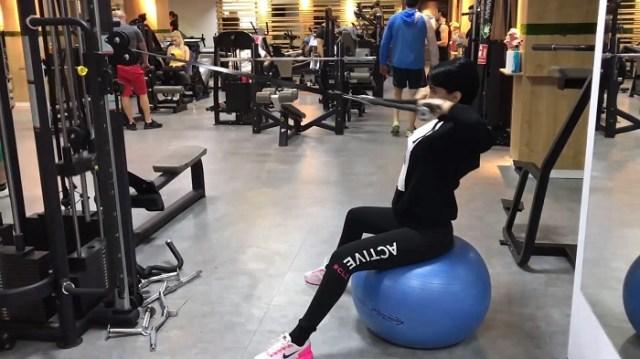 Exerciții fizice pentru gravide