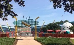 All-Star Movies Resort. Vivacious Views.