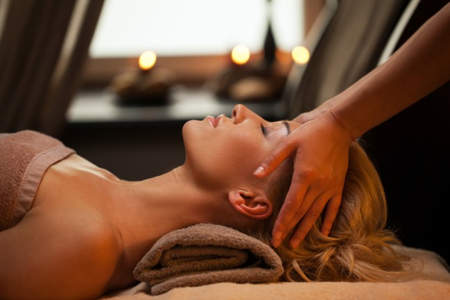 Is getting a massage better than therapy