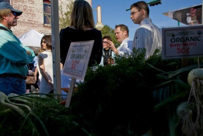 Sarasota has a Saturday Farmer´s Market