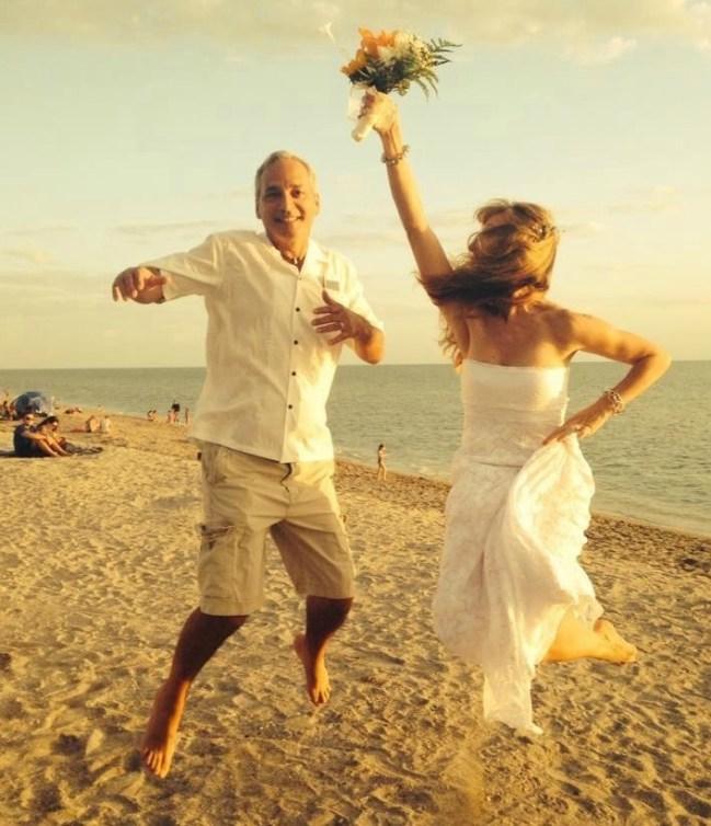 Casarse de nuevo a los 50