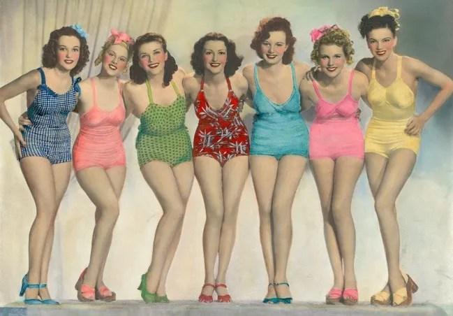 Best shape wear swim suits for women over 50
