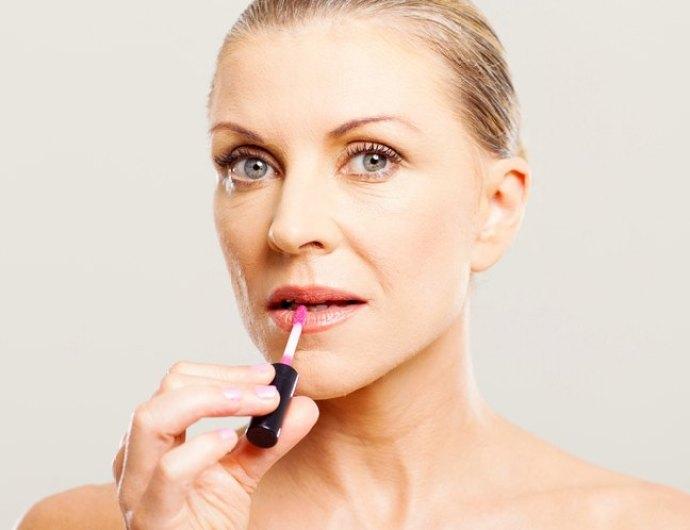 Cómo maquillarse después de los 50 años