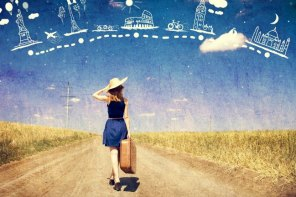 Ventajas de viajar solo después de los 50 años