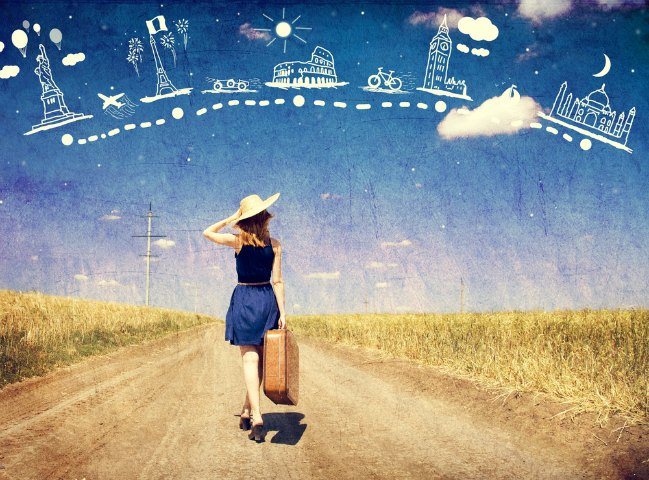 Yes, you should travel solo, here´s why!
