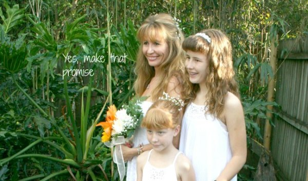 My Midlife Promise To My Young Daughters