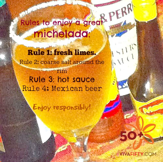 The 4 rules to make a great michelada