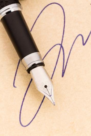 Handwriting vs Times New Roman