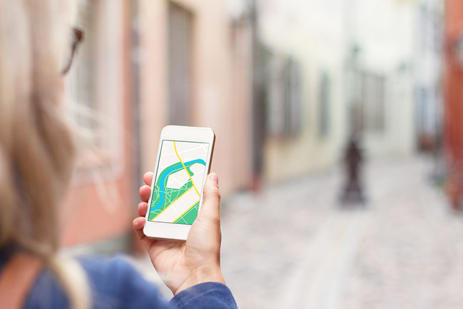 Apps for a better travel experience