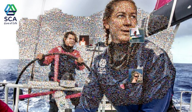 Nominate a woman you admire to the Amazing Women Everywhere photo mosaic