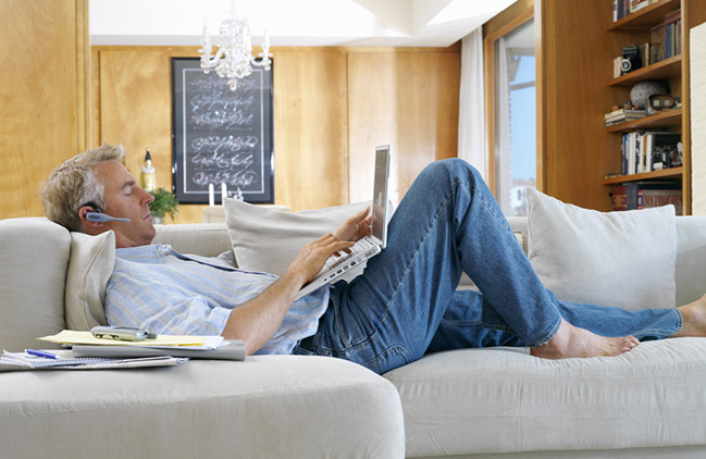 10 Tips to work from home