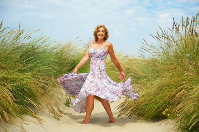 Dressing your age over 50