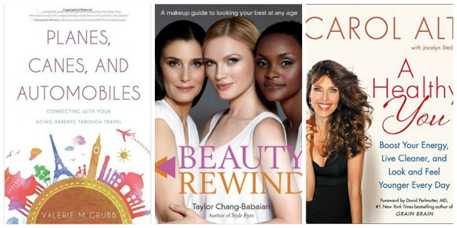 6 New release books for midlife women