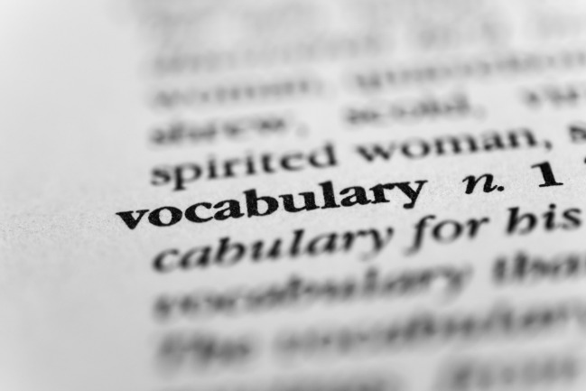 Every day to a more powerful vocabulary